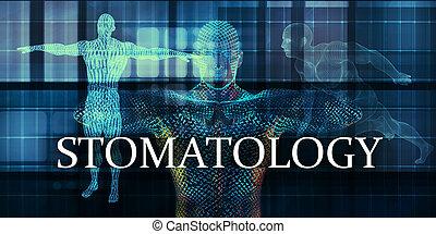Stomatology Medicine Study as Medical Concept