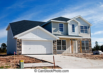 stone accents new home 4