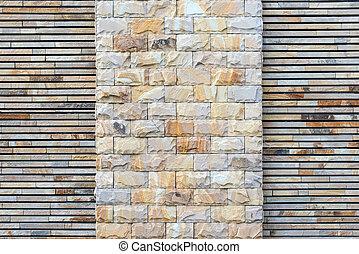 stone background for interior decoration