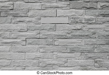 stone brick wall abstract for background