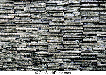 stone brick wall grunge, close up texture background