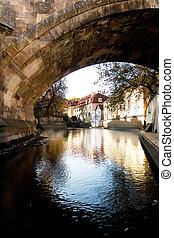 Stone Bridge Detail