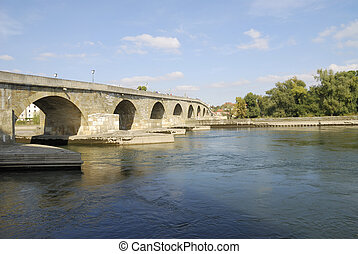 Stone Bridge of Regensburg