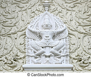 Stone Carved Background