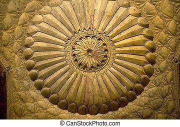 Stone Ceiling Design
