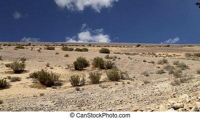 Stone desert, Jordan, Middle East
