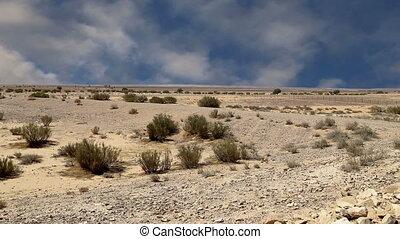 Stone desert,Jordan, Middle East