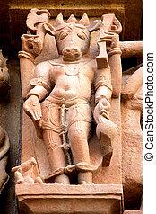 Stone Idol of Varaha