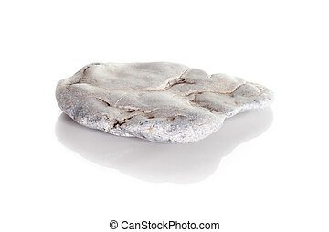 stone isolated on a white background