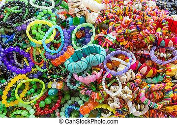 stone Jewelry necklaces bracelets