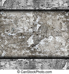stone old gray texture wall with crack background wallpaper