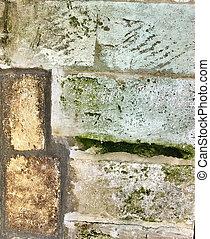 Stone pattern. 4
