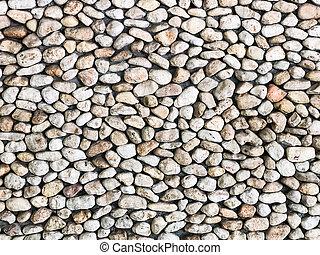 Stone pebbles for interior exterior decoration design business