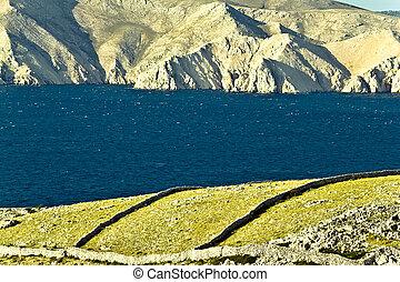Stone & Sea layers