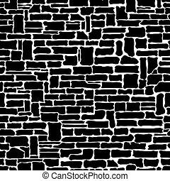 Stone seamless pattern. - stone seamless texture. No mash no...