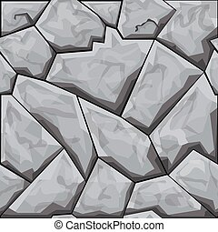 stone seamless pattern - simple grey stone seamless pattern....
