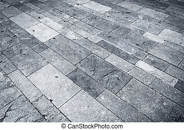 Stone square texture background
