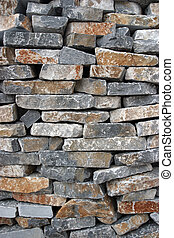 Stone stack texture