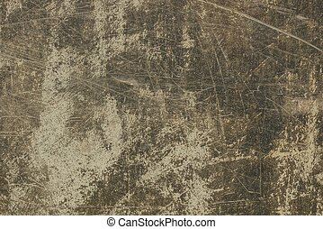 texture from dirty brown gray old concrete wall