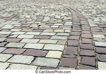 Stone texture - Sett bricks, texture or background, stone ...
