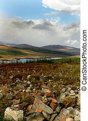 Stone valley Scotland