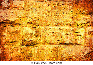Stone wall abstract background.