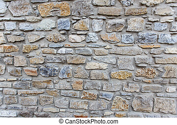 Stone wall background brickwork texture