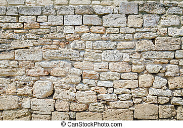 Stone Wall Background - Background of the Stone Wall
