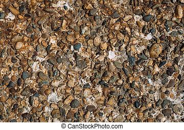 Stone wall, brick rock texture, stone texture