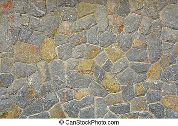 Stone Wall , for background or texture
