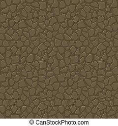 Stone Wall Seamless Pattern