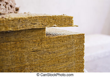 Stone wool insulation - Stone mineral wool insulation for ...