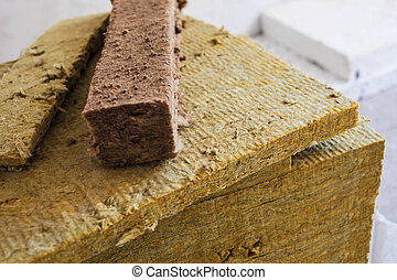 Stone wool insulation - Stone mineral wool insulation for...