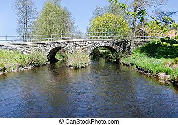 stonebridge, vecchio