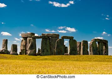 stonehenge, 英國