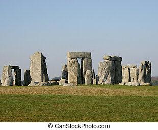 stonehenge 5 - world famous stone cricle at Stonehenge ...