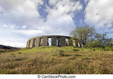 stonehenge, an, maryill, washington