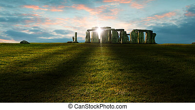 Stonehenge in the UK