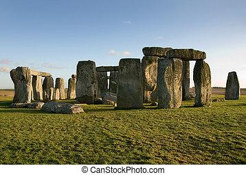 Stonehenge, near Amesbury, Wiltshire, England