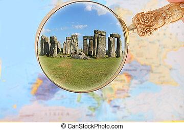 stonehenge, regarder