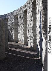 stonehenge, reproductie