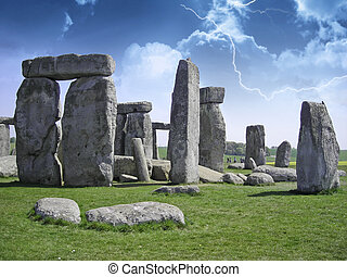 Stonehenge Rocks, United Kingdom