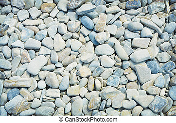 stones in the beach of the sea