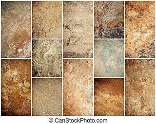 stones texture set