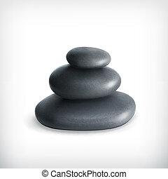 Stones, vector