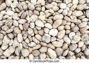stones white background texture