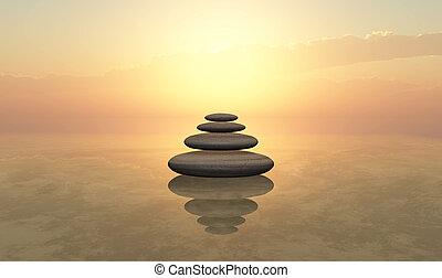 stones Zen