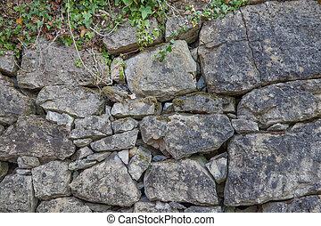 Stonewall - Stone wall back ground