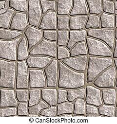stonewall2 - Seamless tileable stonewall background.