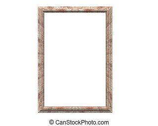 Isolated stoney frame